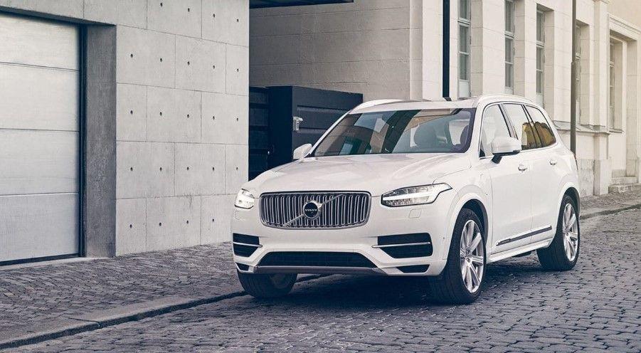 Volvo Xc90 Model Year 2020 In 2020 Volvo Xc90 Volvo Volvo Xc