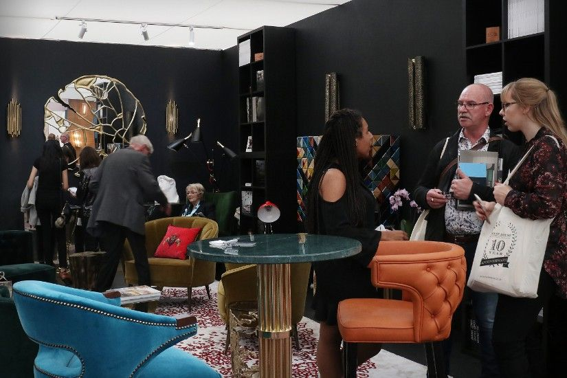 The Best Moments From BRABBU At Decorex 2017 So Far London Design Festival