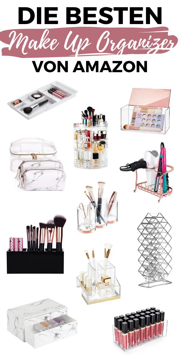 Photo of Preiswerte Make Up Aufbewahrung – Make Up, Hautpflege und Nageldesign Blog seit 2013 by Sabrina