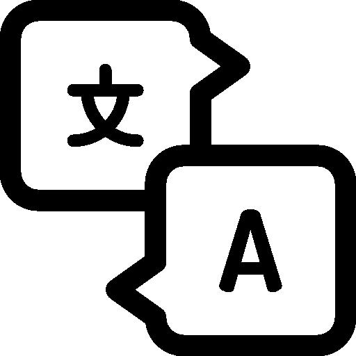 Translate Free Vector Icons Designed By Freepik Free Icons Language Icon Snapchat Icon