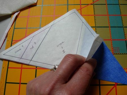 Paperless Paper Piecing Tutorial