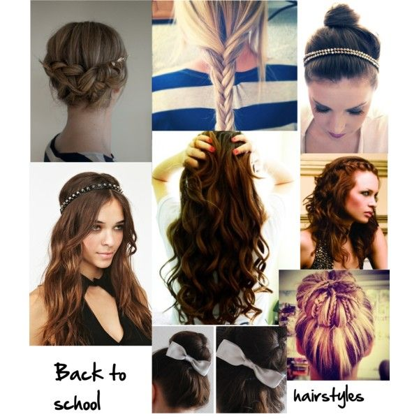 back to school hairstyles - Google Search - Back To School Hairstyles - Google Search Hair Pinterest