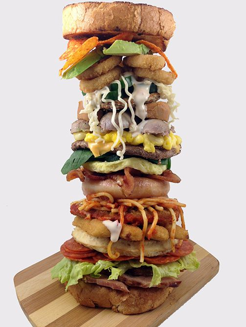 Check out this A-Z Sandwich! It's making me hungry! | Froggy 99.9
