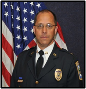 Meet the Riley County Police Department Command Staff. Pictured is Captain Kurt Moldrup.