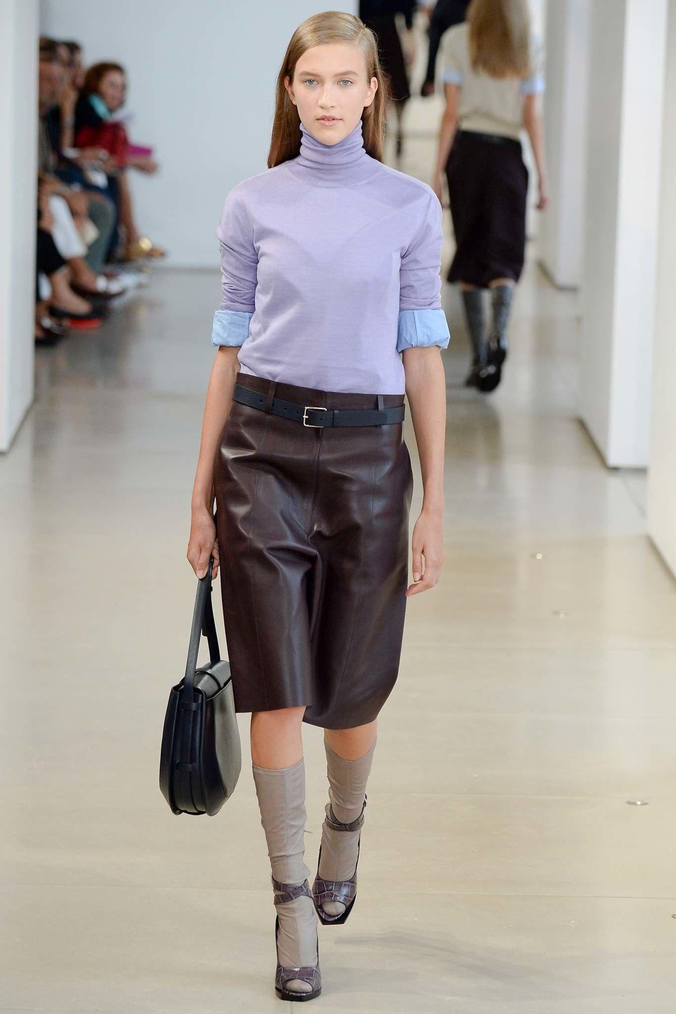 Jil Sander Spring 2015 Ready-to-Wear Fashion Show - Lee Kelters (D'MANAGEMENT)