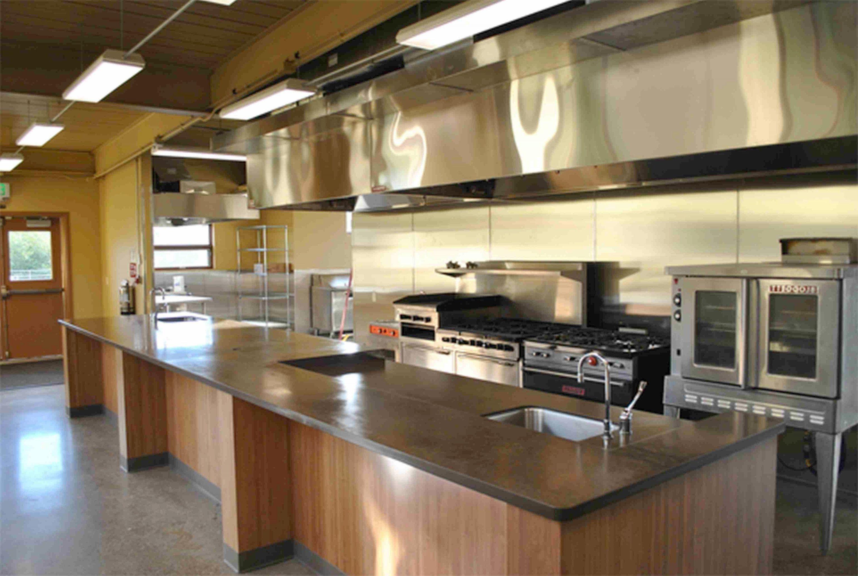 Encouragement Commercial Kitchen Design Plans Decor Home