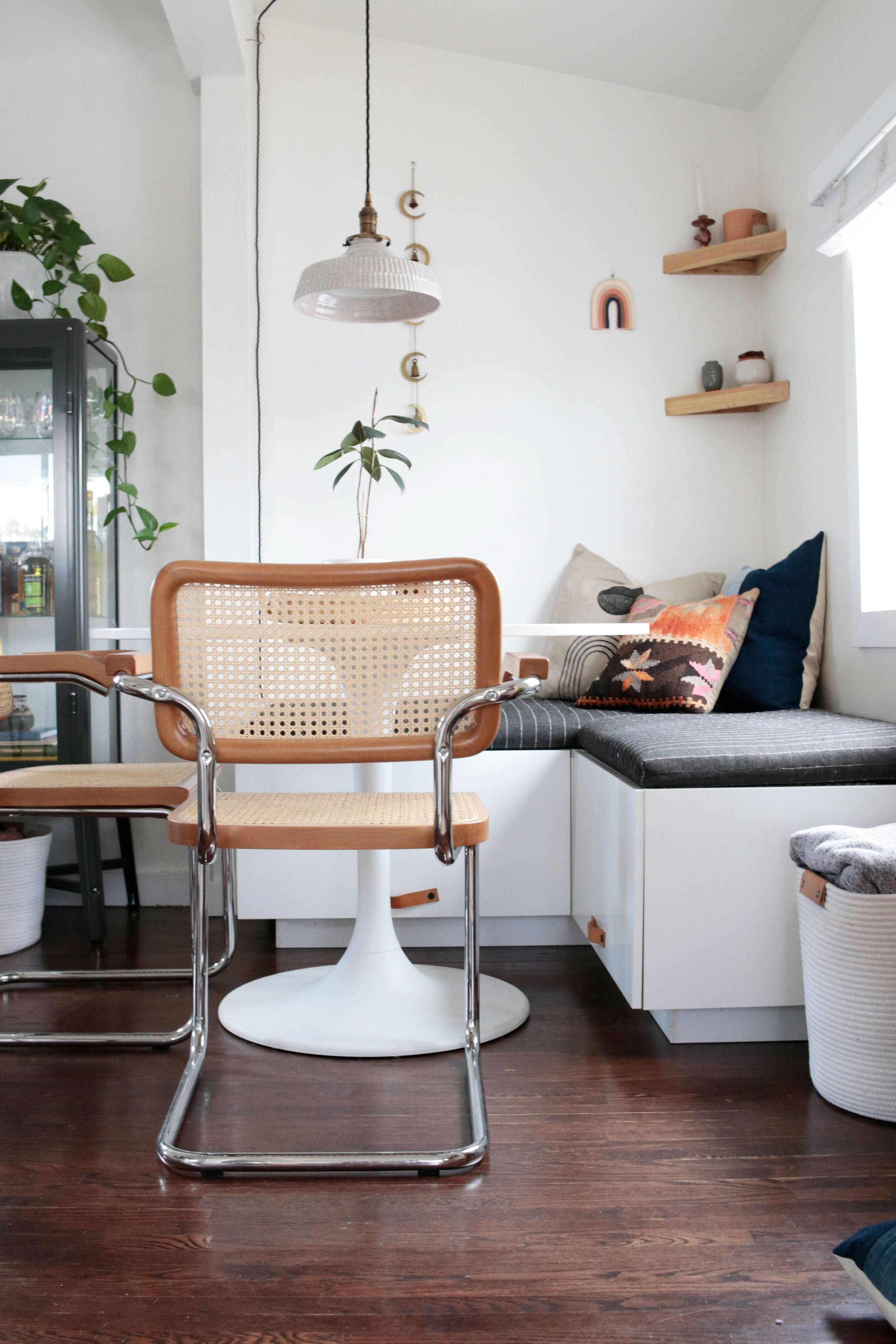 Small Space Solutions And Lots Of Natural Light Make This 408