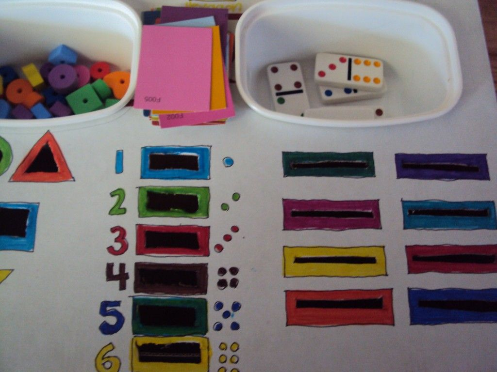 Fine Motor Drop Box Activity For Toddlers And Preschoolers