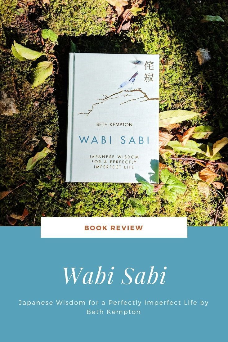 Book review wabi sabi japanese wisdom for a perfectly