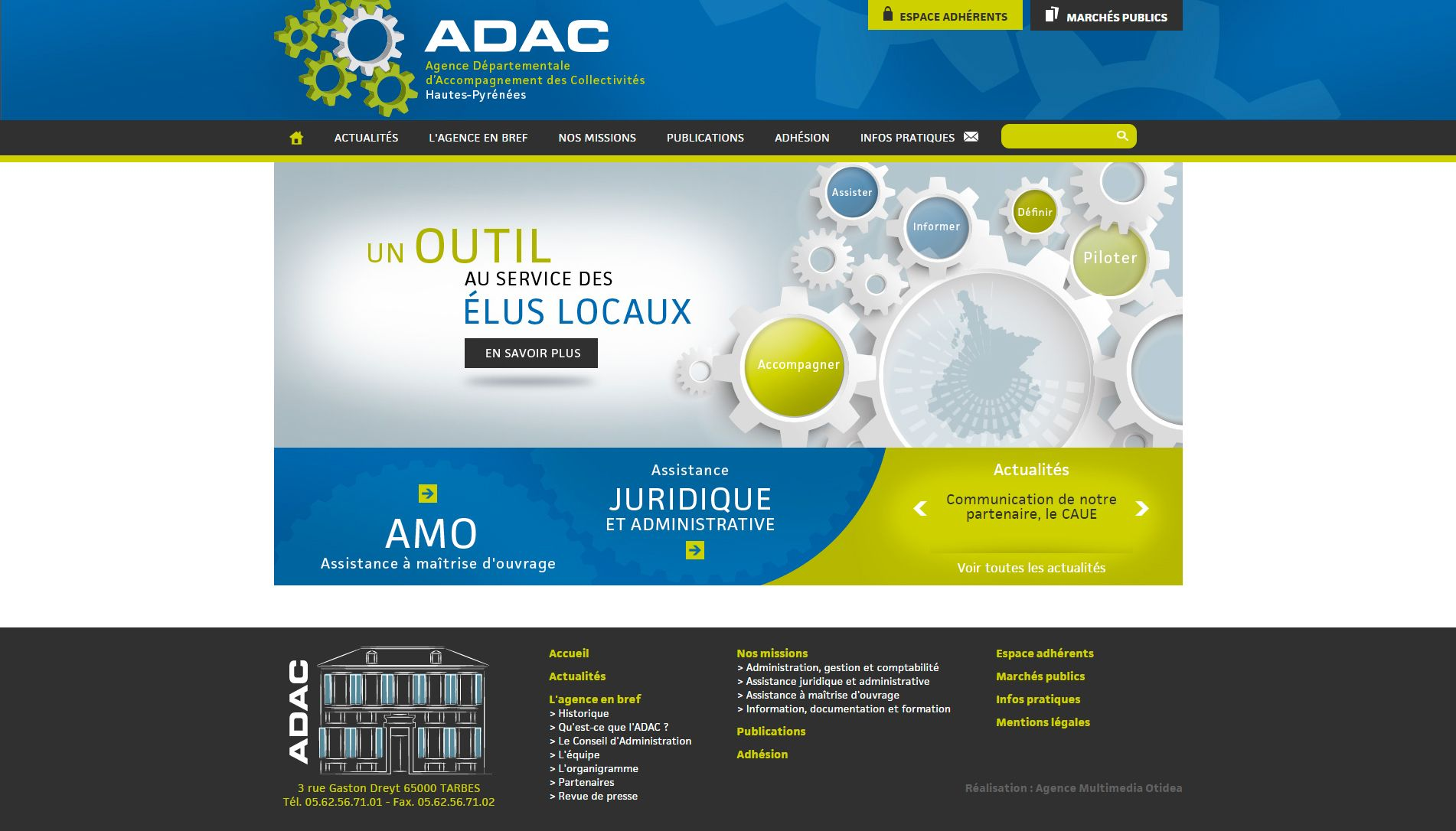Site Internet De L Adac Agence Departementale D Accompagnement Des Collectivites Hautes Pyrenees 6 Maitrise De Soi Applications Mobiles Application Facebook