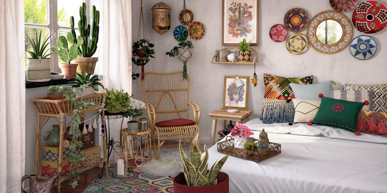Thefullroom  Décoration indienne, Idée chambre, Déco intérieure