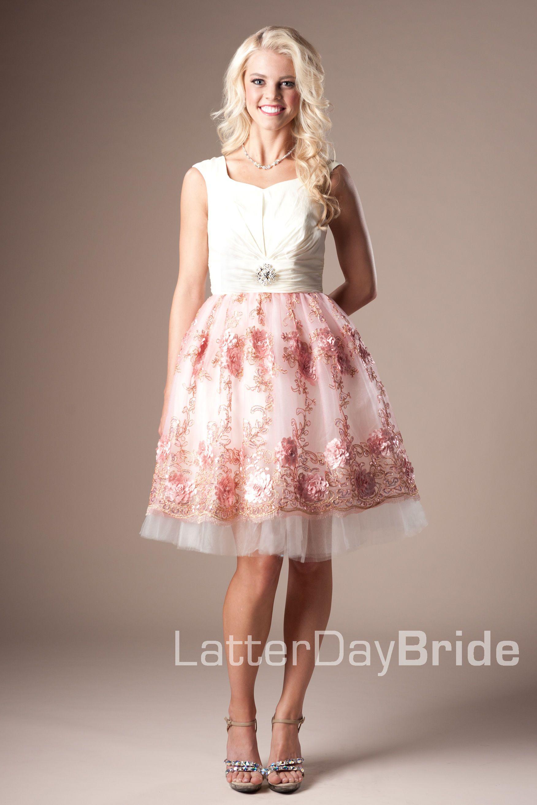 Bridesmaid & Prom, Nora | LatterDayBride & Prom | Shopaholic | Pinterest