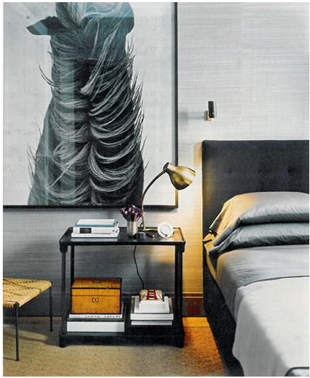 Masculine Master Bedroom Decorating Ideas: Interiors: Bedroom