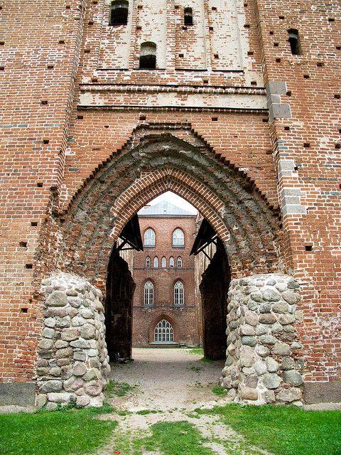 Tartu Cathedral  -- Estonia