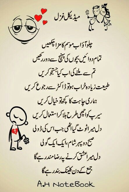 Funny Poetry In Urdu For Students 2 Lines
