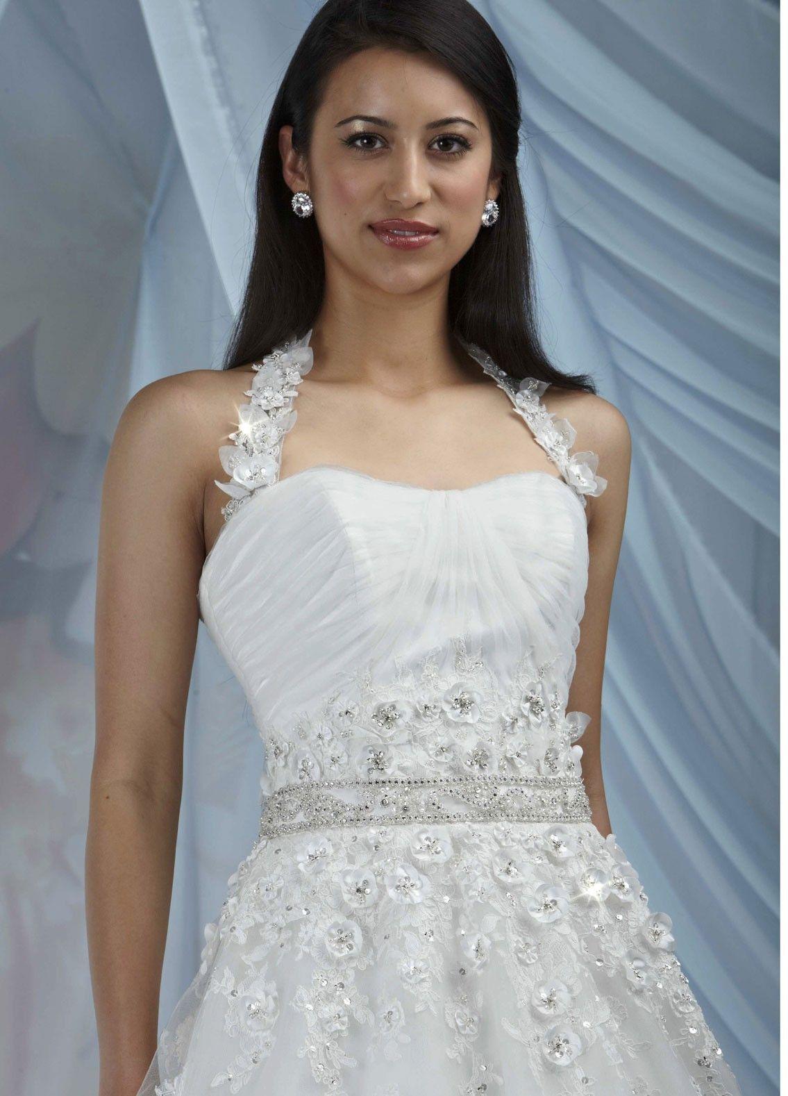 46++ Ruffle wedding dress uk info
