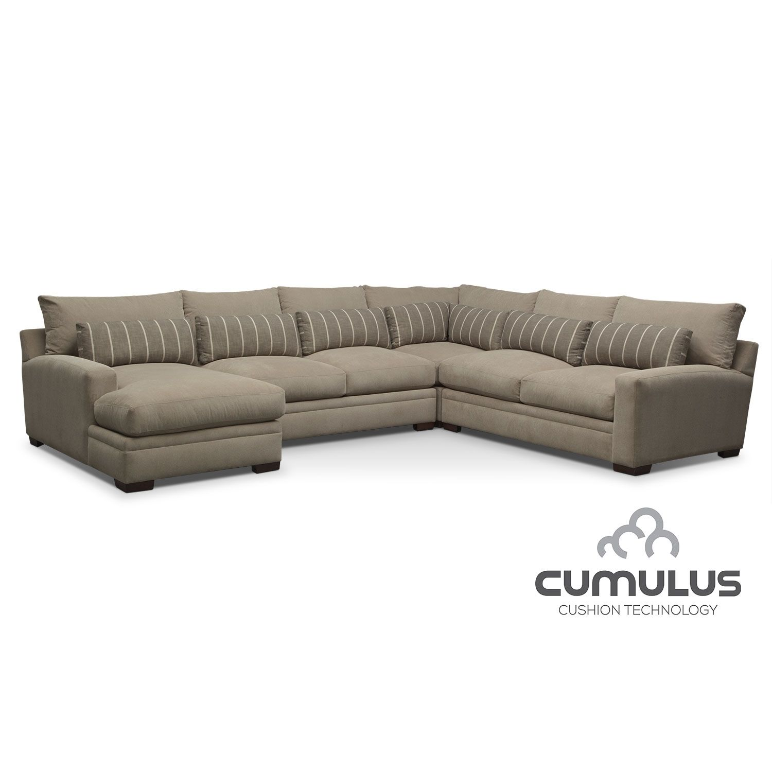 Wonderful Shop For The Most Comfortable Sectional Couches Right Here At Value City  Furniture. Youu0027ll Find Some Of The Largest And Coziest Couches At The Best  Prices ... Pictures Gallery
