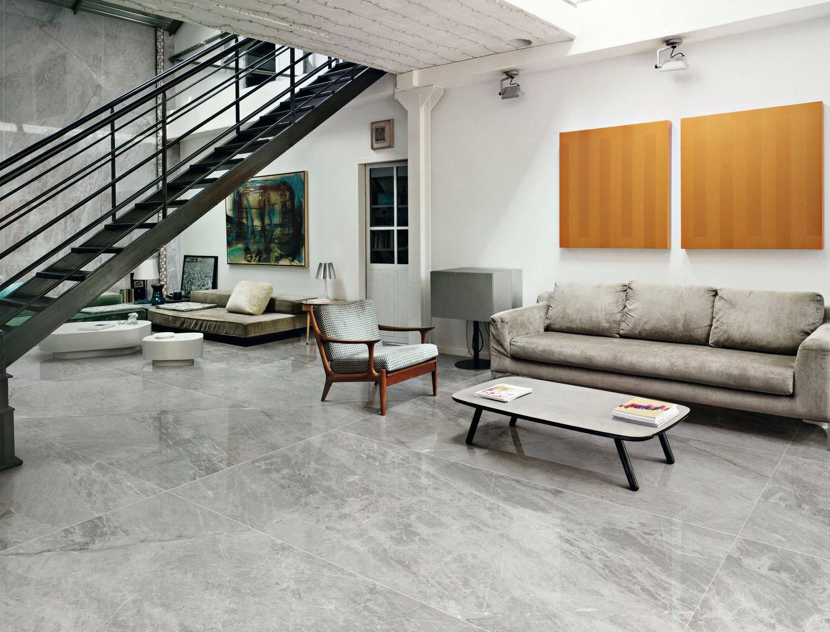 Marble Porcelain Tiles Barana Tiles Marble Living Room Floor Living Room Tiles Grey Marble Floor