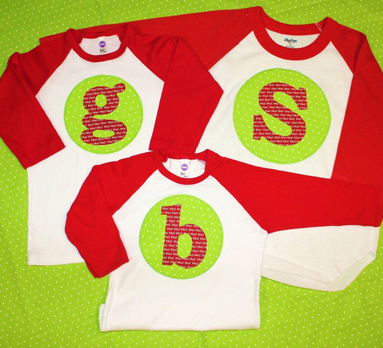 Kid Christmas Shirts