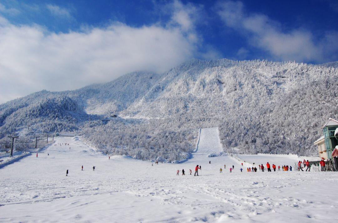 Картинки по запросу Xiling Ski Resort