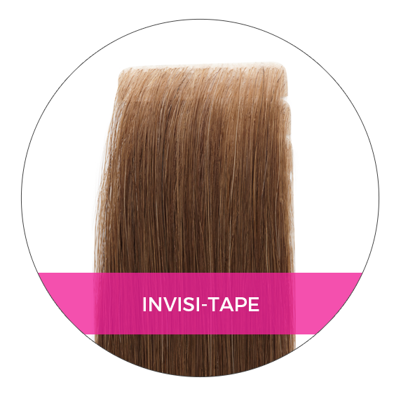 Skin Weft Hair Extensions Appear To Be Hair From Your Scalp