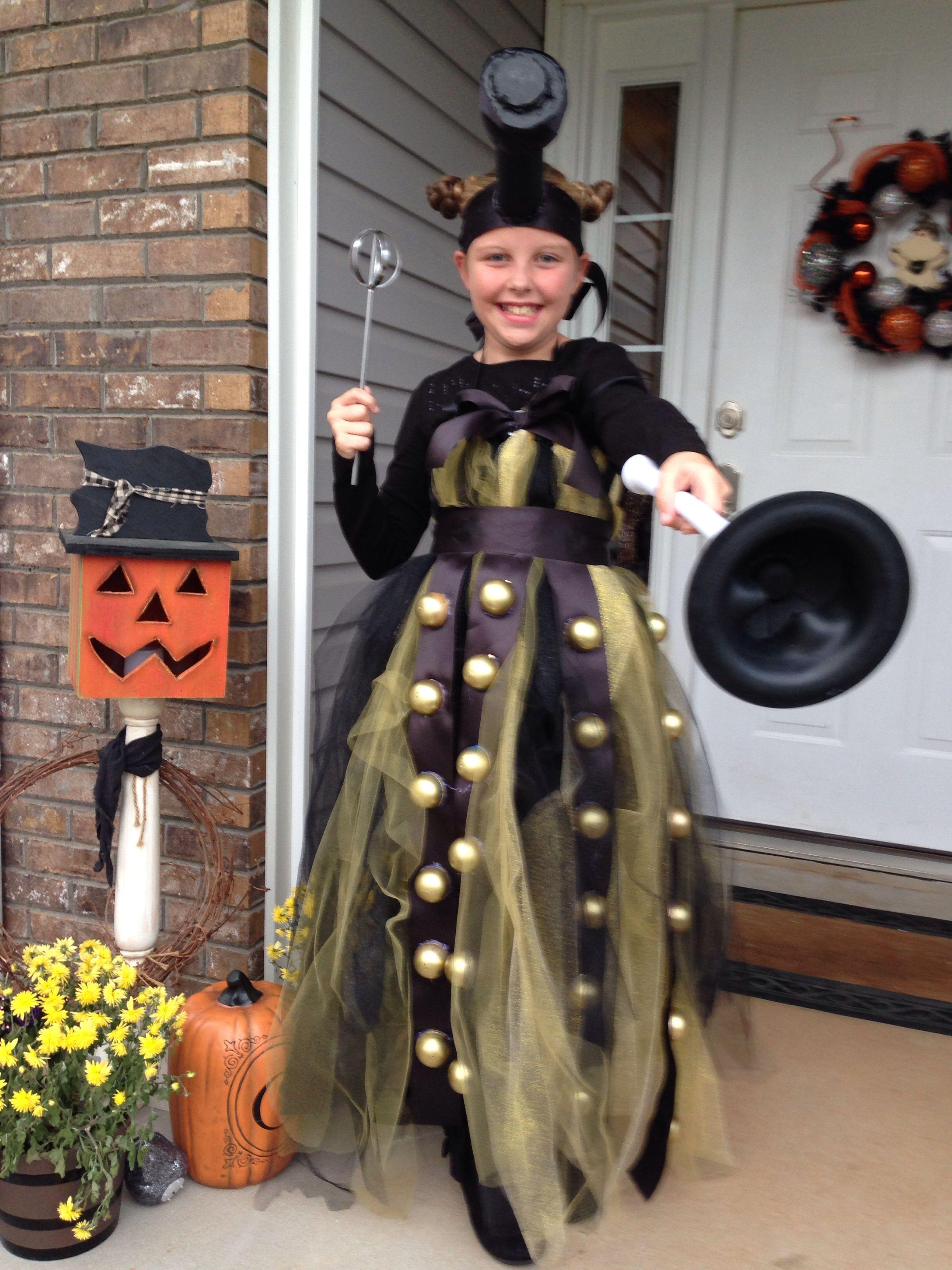 halloween dalek costume- dr. who | halloween | pinterest | dalek