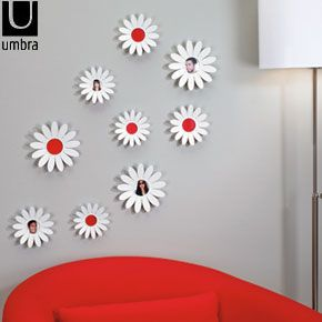 Umbra Daisy Wall Décor http://www.redcandy.co.uk/product-umbra ...