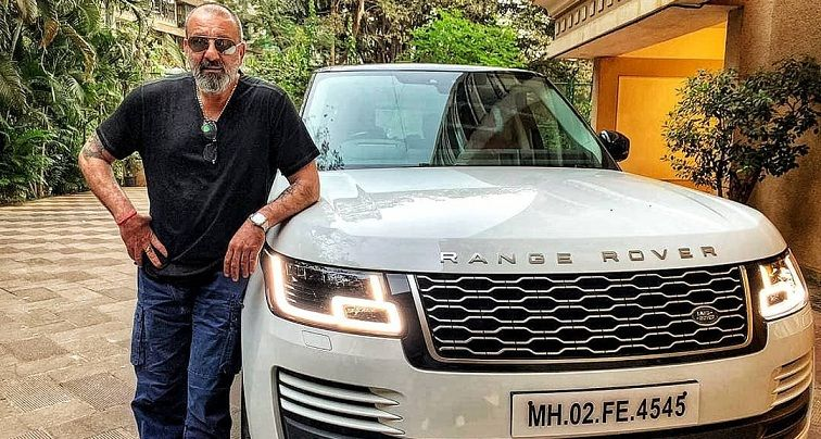 WOW! Sanjay Dutt buys a new Range Rover Vogue worth Rs 2