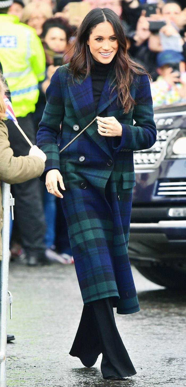 Meghan Markle Just Wore a Very Un-Royal Handbag