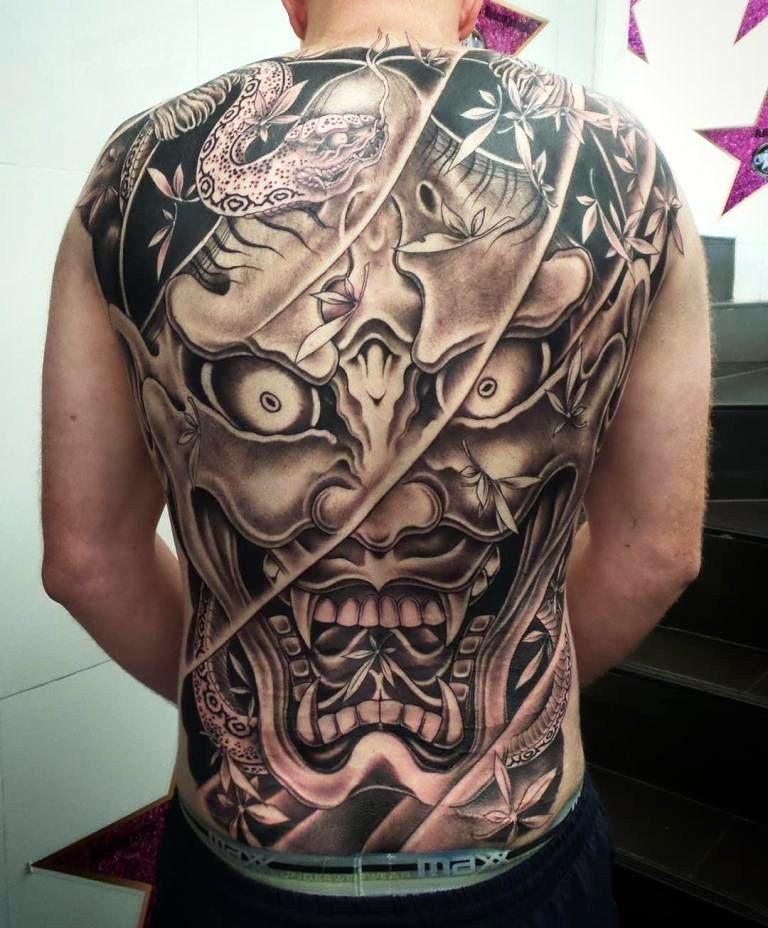 Tattoo Woman Demonic: 20 Devil Tattoos Ideas For Men And Women To Try