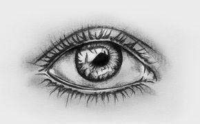 Augen Zeichnen Lernen Techniky Kresleni