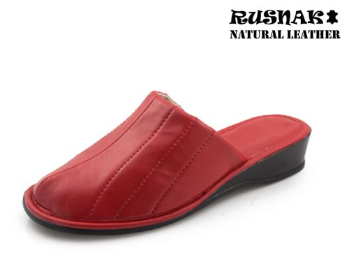 f9fdc25b Zapatillas para casa de piel | Zapatillas para casa | Zapatillas de ...
