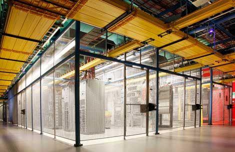 Inside An Equinix Data Center Photo Equinix Cableporn Data