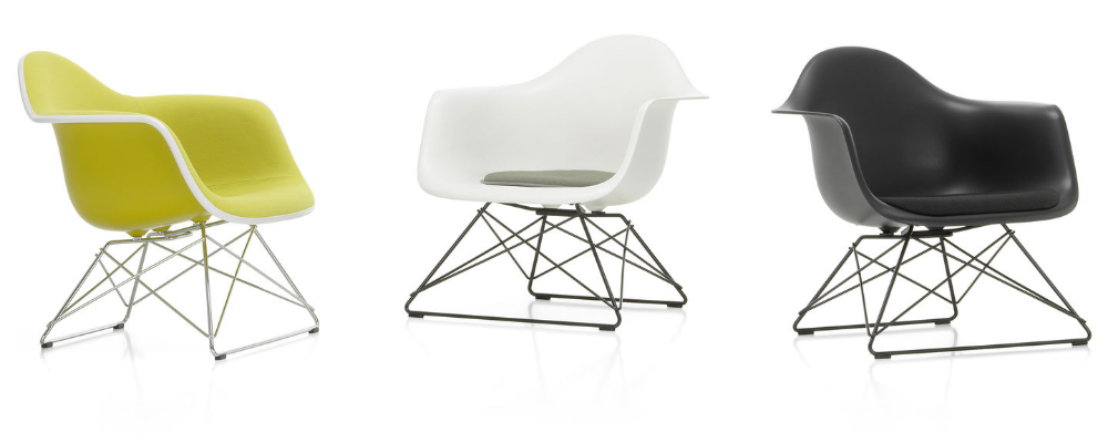 Vitra Eames Plastic Armchair Lar Eames Eames Plastic Chair Types Of Sofas