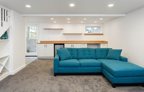 Seattle Basement Remodel Gallery From Built Square Includes Refinished  Basements In Ballard, Madrona, Phinney Ridge And Beyond.