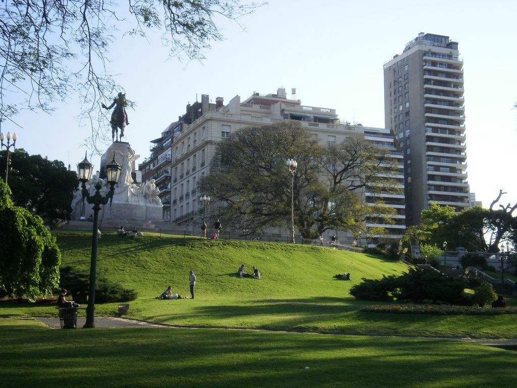 Plaza Francia. Recoleta | Buenos aires, Argentina, Francia