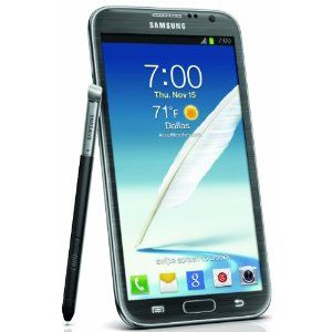 Samsung Galaxy Note II, Titanio Gris 16GB (Sprint)