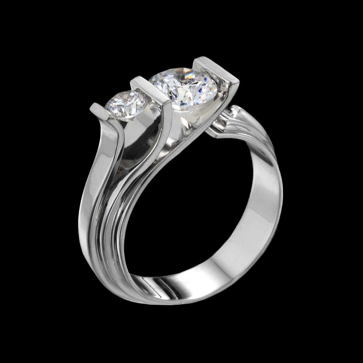 fiore diamond ring