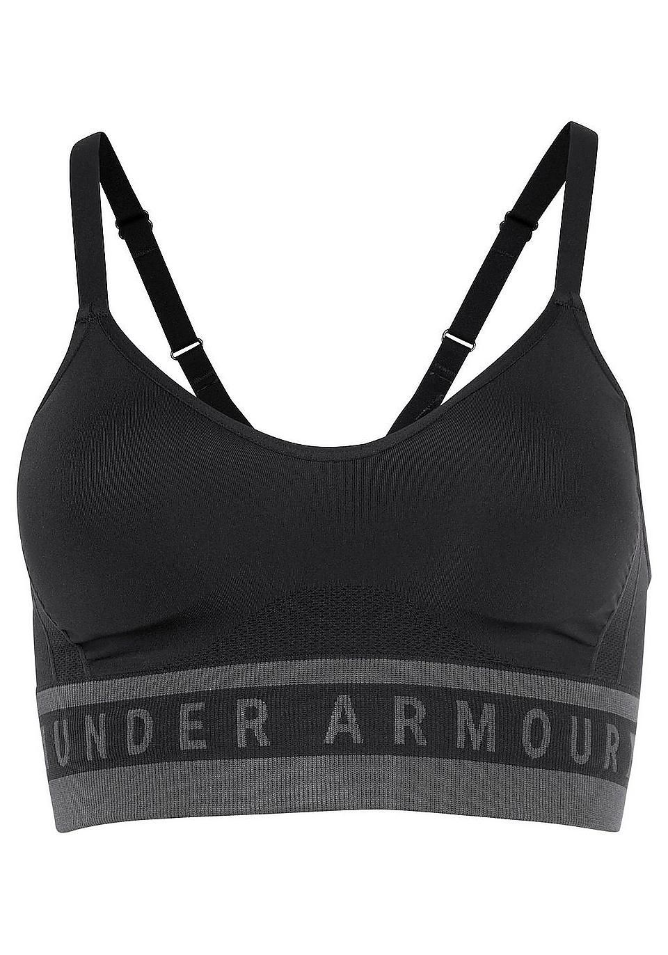 Under Armour® Sport BH »Seamless Longline Bra« kaufen in