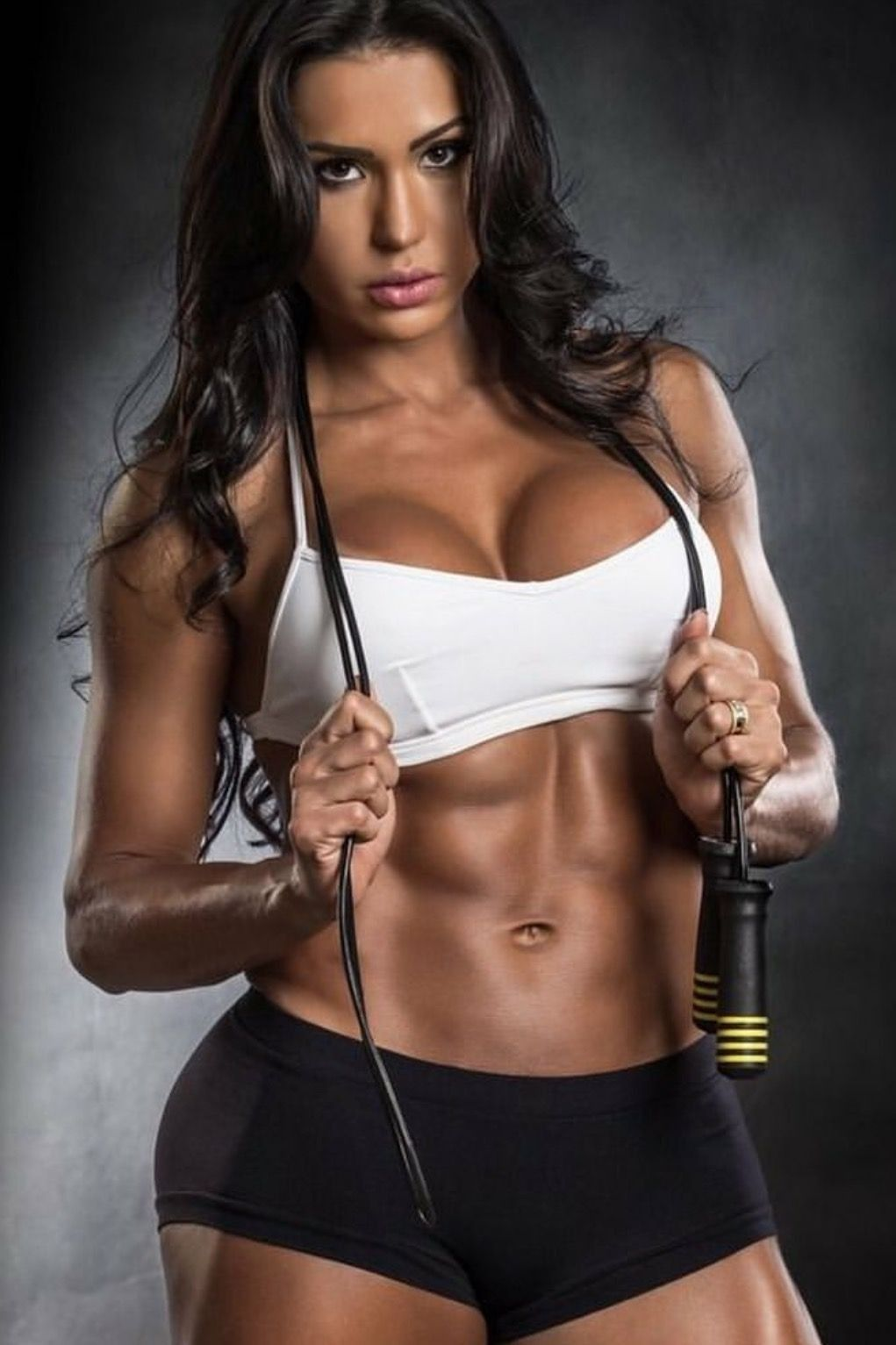 Amazing Abs Fit Rating  Fotos Fitness, Modelos De Fitness -1488