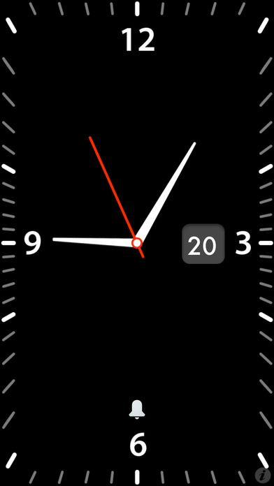Quick Alarm Nightstand Clock on App Store Simple and stylish