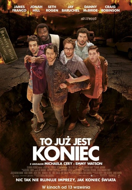 To już jest koniec \/ This Is The End Film Pinterest Films - presumed innocent ending