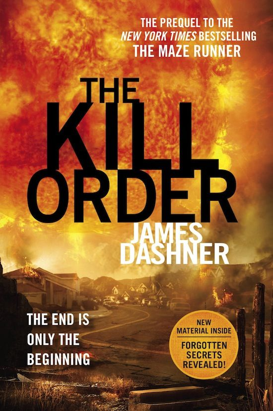 The Kill Order Blog Tour: Interview with James Dashner