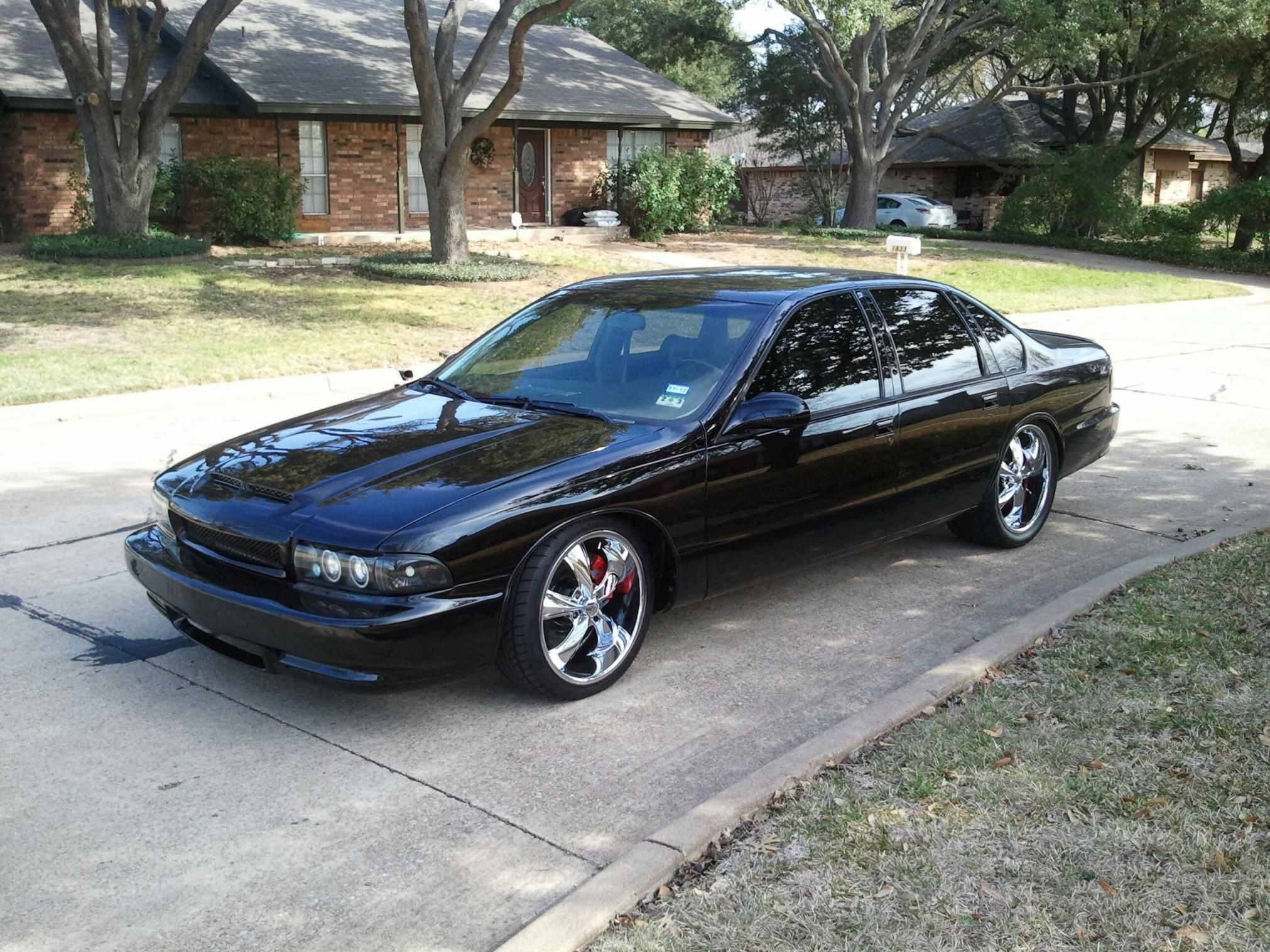 1996 chevy impala ss procharged ls2