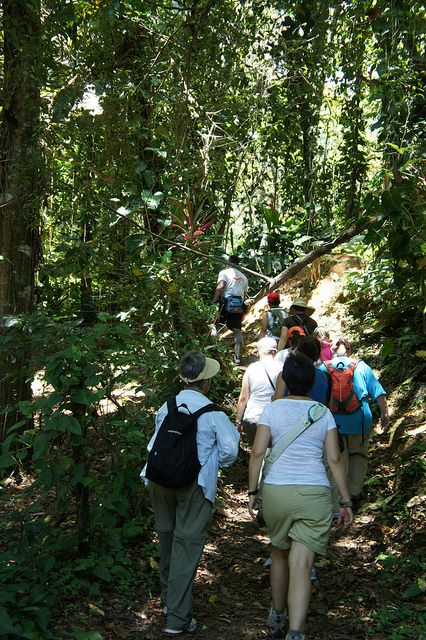Educators on a Hike by Chill Expeditions, via Flickr