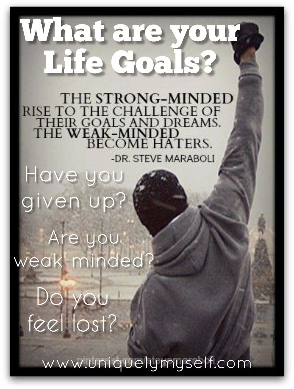 Are you strongminded? Have you given up on your goals? Do you need help with motivation? We can help you for free... Ask us today!  #askforhelp #dontquit #nevergiveup  #newlife