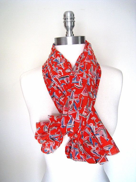 7019867b44d15 for wynn Sailboat, Sailing, Nautical, Scarves, Sailing Boat, Candle, Navy