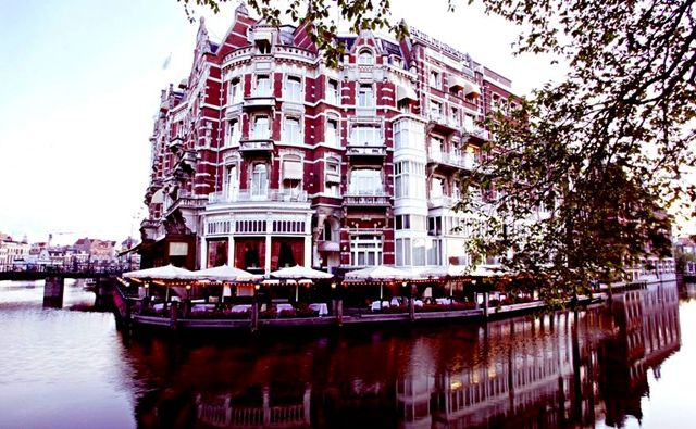 Best Amsterdam Luxury Hotels Fly 1st Or Biz With Miles Travelsort