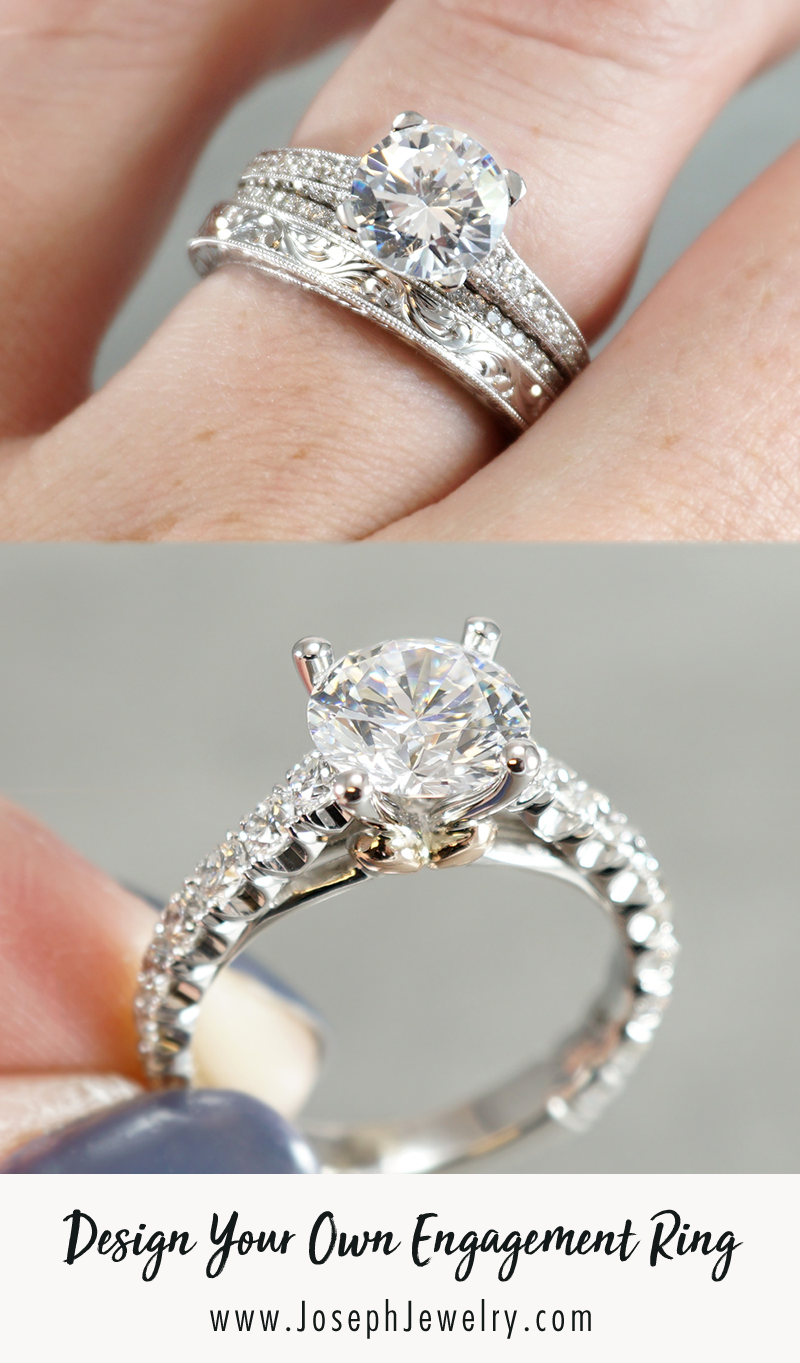 Make Your Own Enement Ring | Design Your Own Engagement Ring Whether You Start From Scratch Or