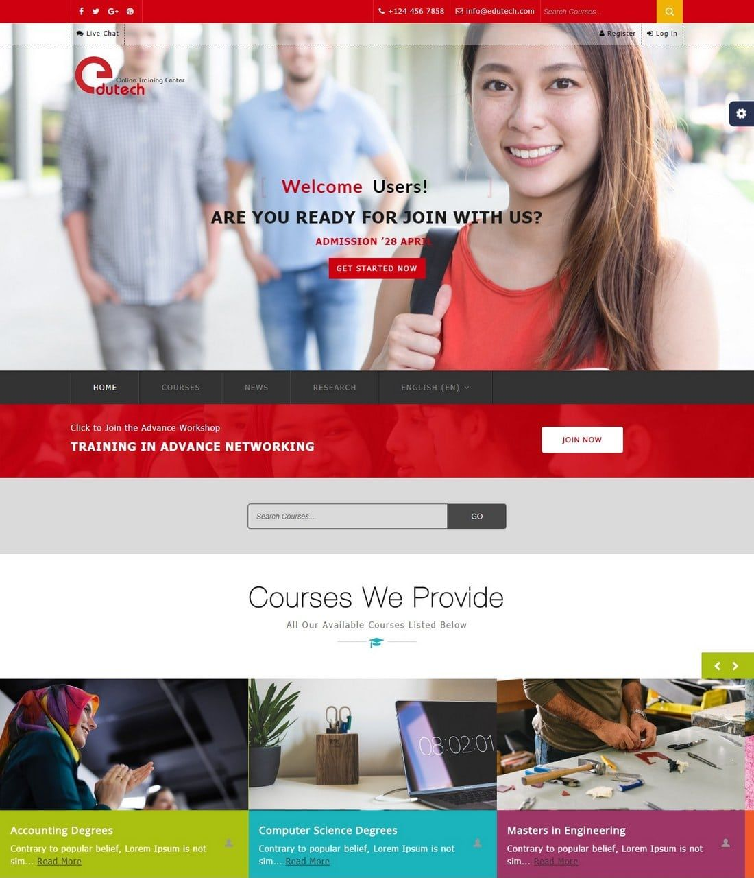 25+ Best Moodle Themes of 2021   Learning management ...